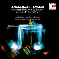 "Symphonie No. 4 ""Ingenua"" + Sinfonía No. 9"