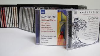 Les deux nouveaux enregistrements de l'Orchestre Symphonique d'Euskadi : Hosokawa et Saint-Saëns