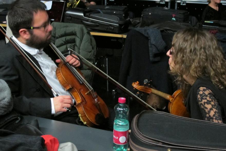 Tournée en Autriche et Allemagne