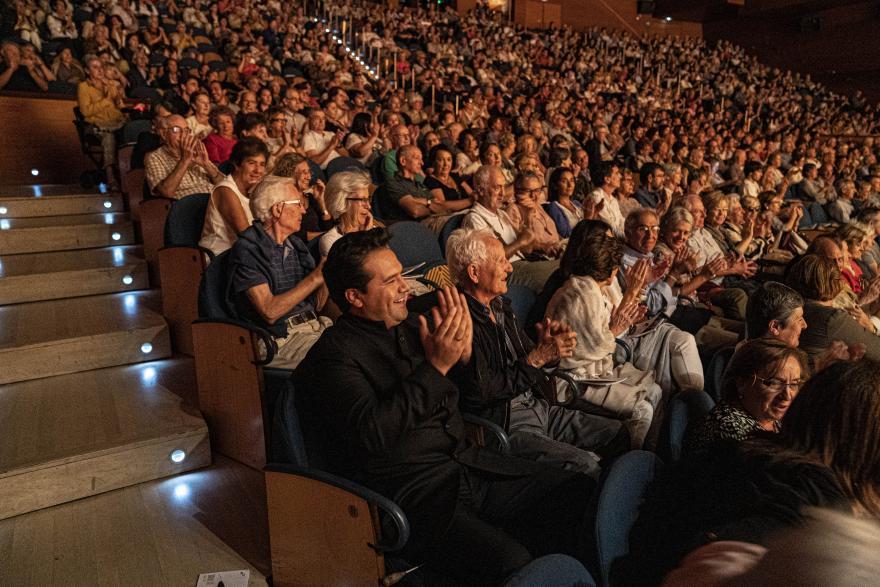 Expectative: Concert d'inauguration de la Saison 19/20