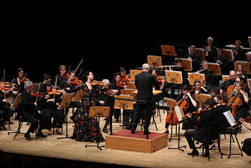 Concert à Istanbul (9 mars 2020)