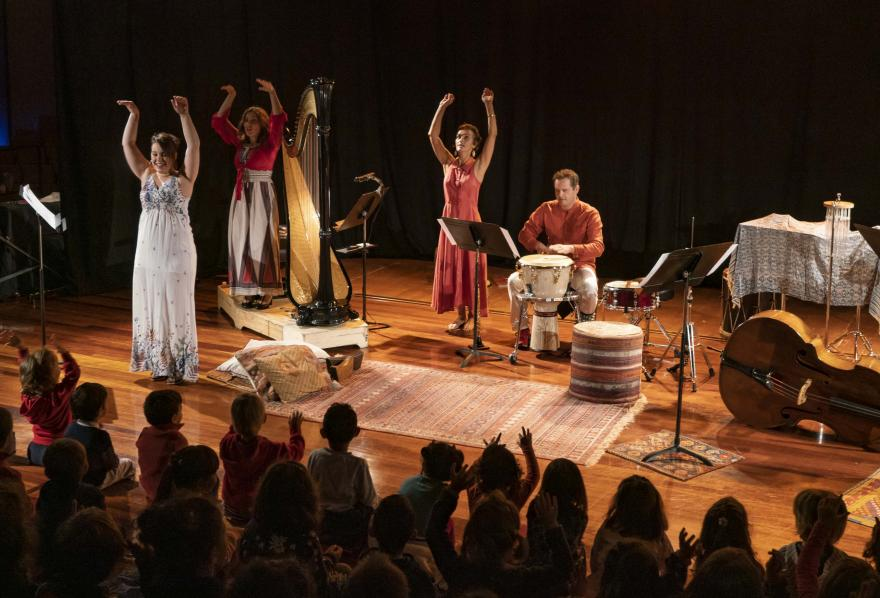 Salle de Musique 18/19: Présentation de la Saison et Uauatxua