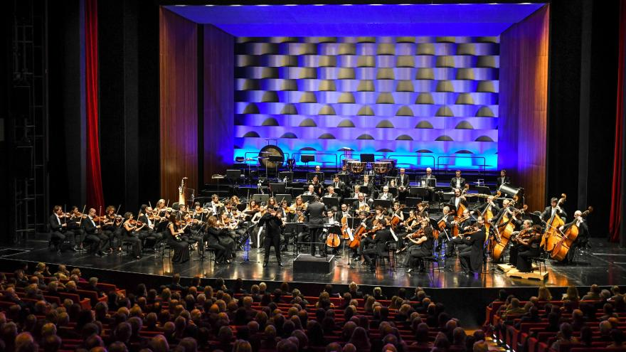 Fin d'une tournée triomphante en Europe centrale avec de longs applaudissements à Bregenz