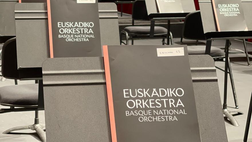 Le Basque National Orchestra lance un appel à candidatures pour le poste de chef d'attaque