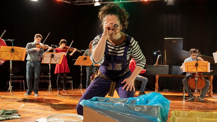 Euskadiko Orkestra y Kursaal Eszena programan 'Ekomusik', un Concierto en Familia que une la música con la ecología