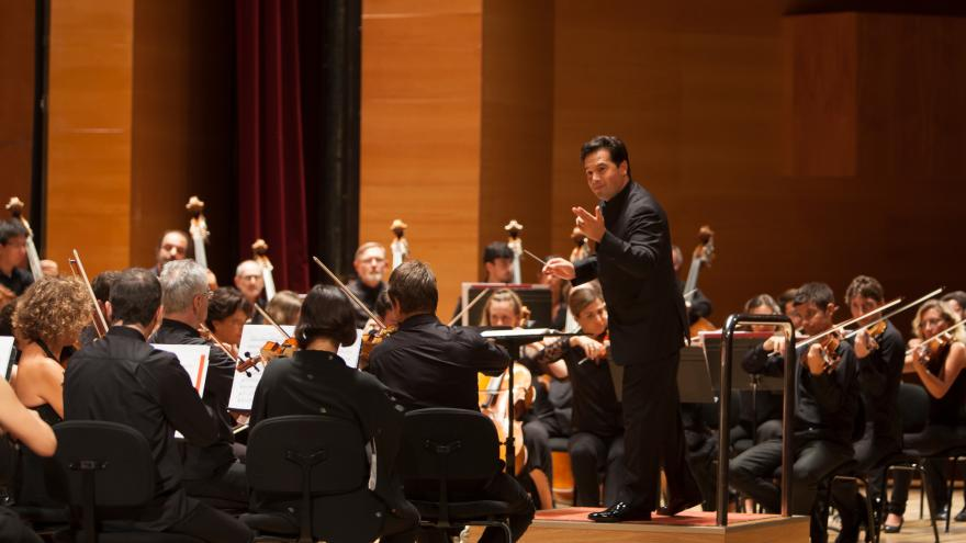 Le Basque National Orchestra proposera à partir de samedi prochain ses concerts de la Saison 20/21 sur ETB et sa chaîne YouTube