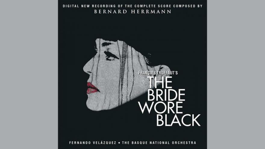 'La Mariée était en noir', nouvel enregistrement de l'Orchestre Symphonique d'Euskadi et Fernando Velázquez